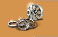 Изготовление центровочных колец