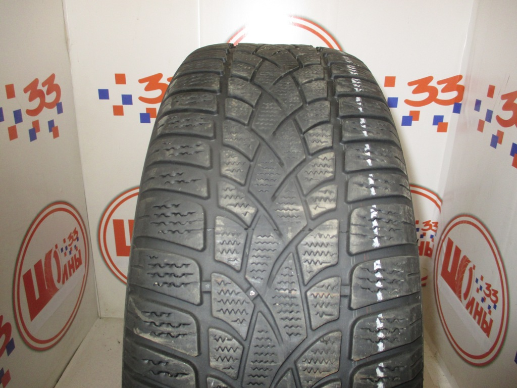 Б/У 205/55 R16 Зима DUNLOP SP Winter Sport 3-D Кат. 4