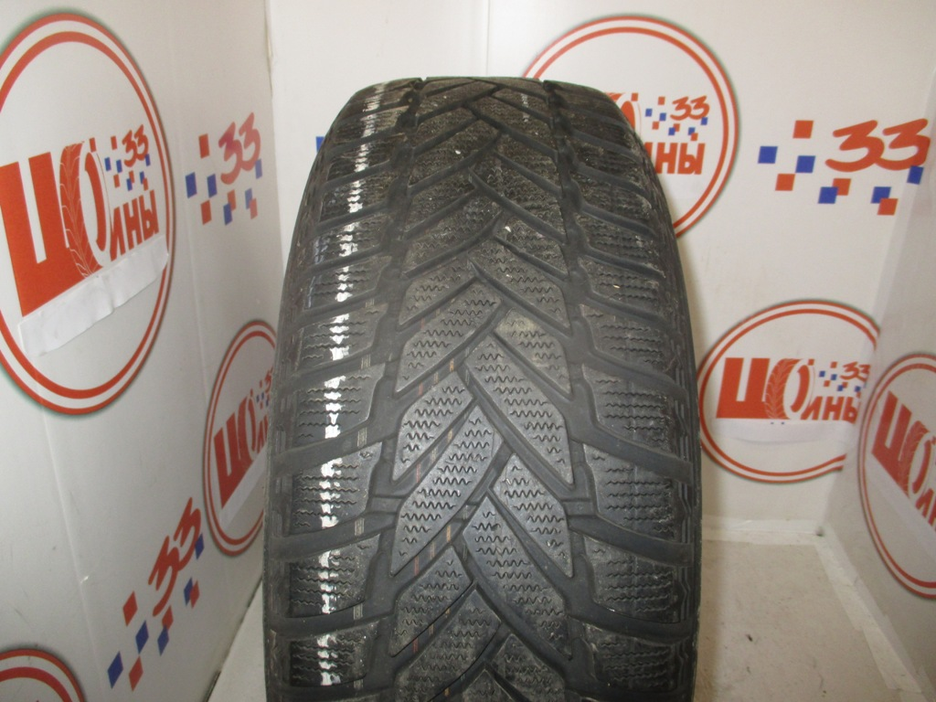 Б/У 205/55 R16 Зима DUNLOP SP Winter Sport M-3 Кат. 3