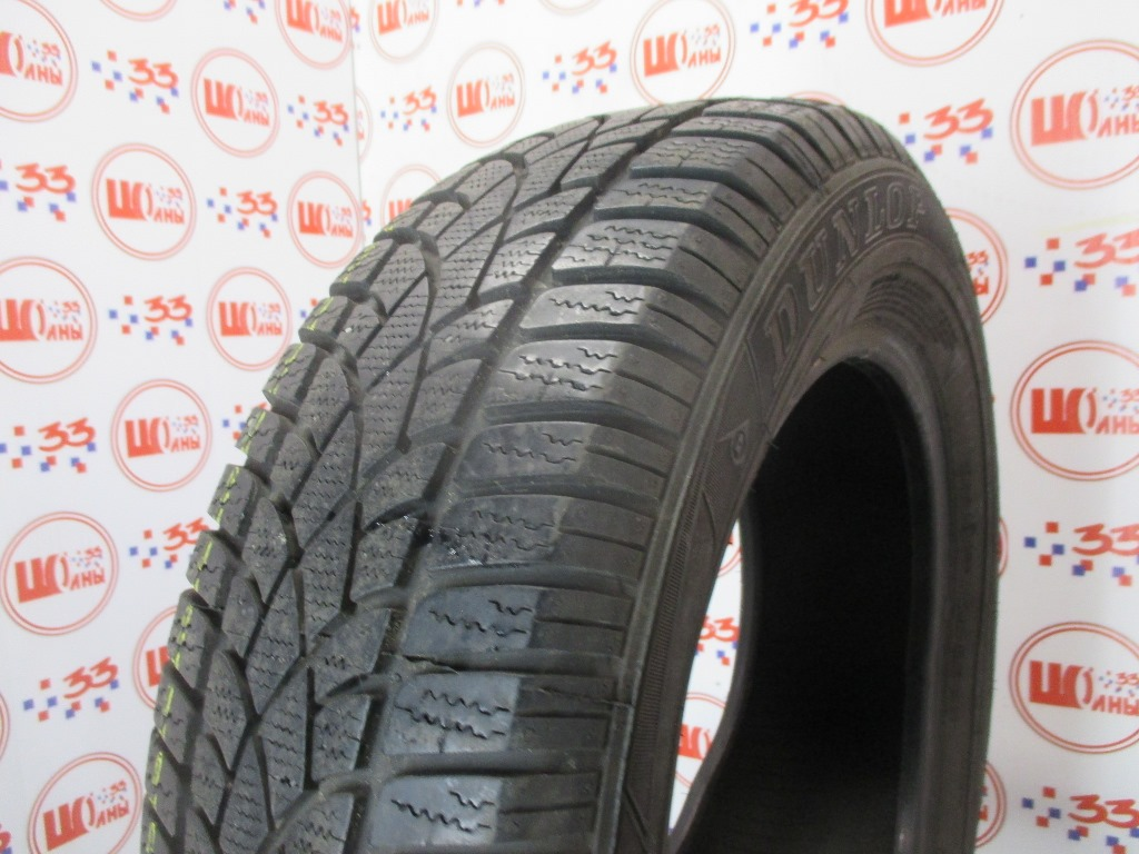 Б/У 195/65 R15 Зима DUNLOP SP Winter Sport 3-D Кат. 3