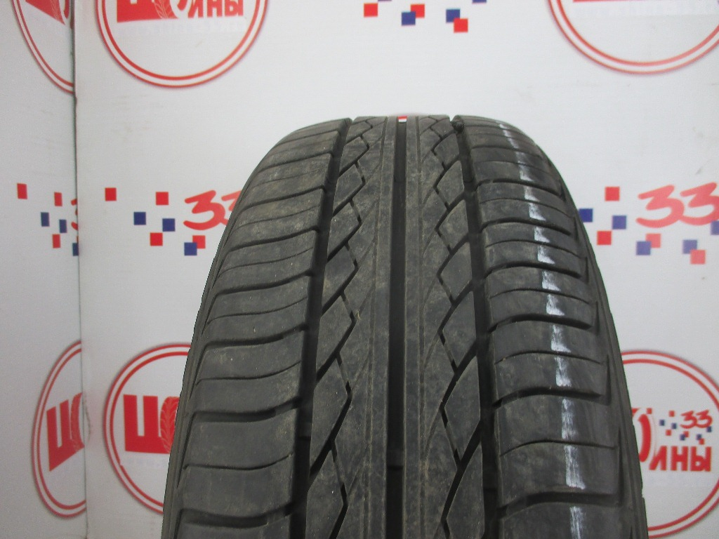 Б/У 185/55 R15 Лето HANKOOK Optimo K-406 Кат. 3