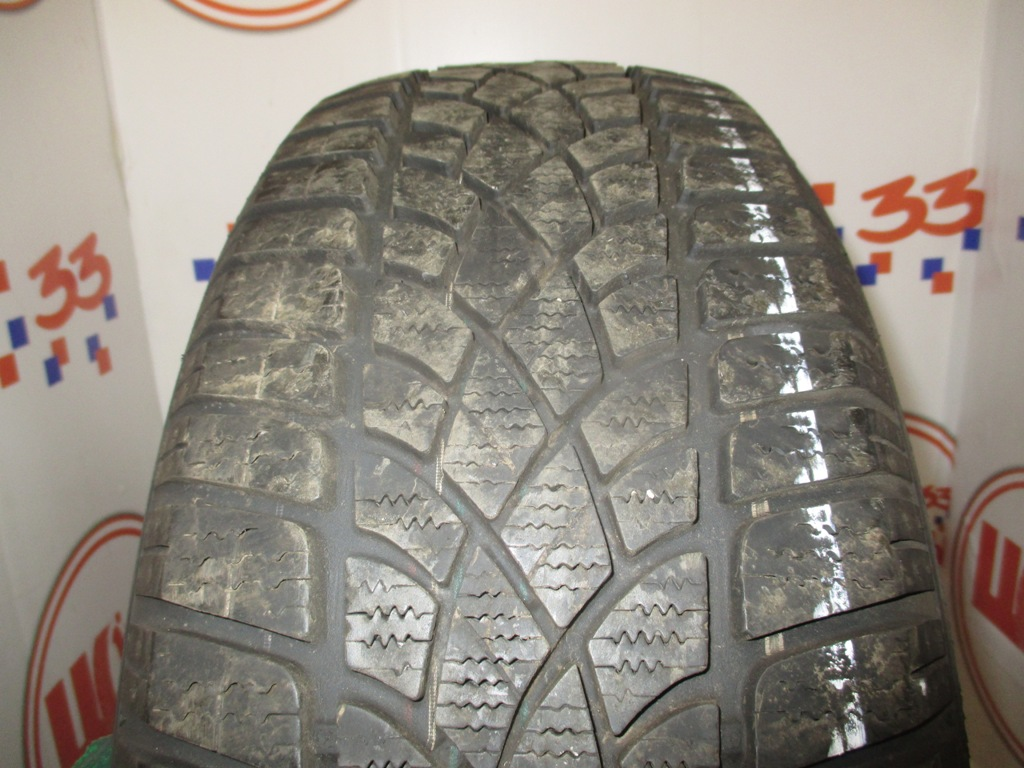 Б/У 205/60 R16 Зима DUNLOP SP Winter Sport-3 D Кат. 3