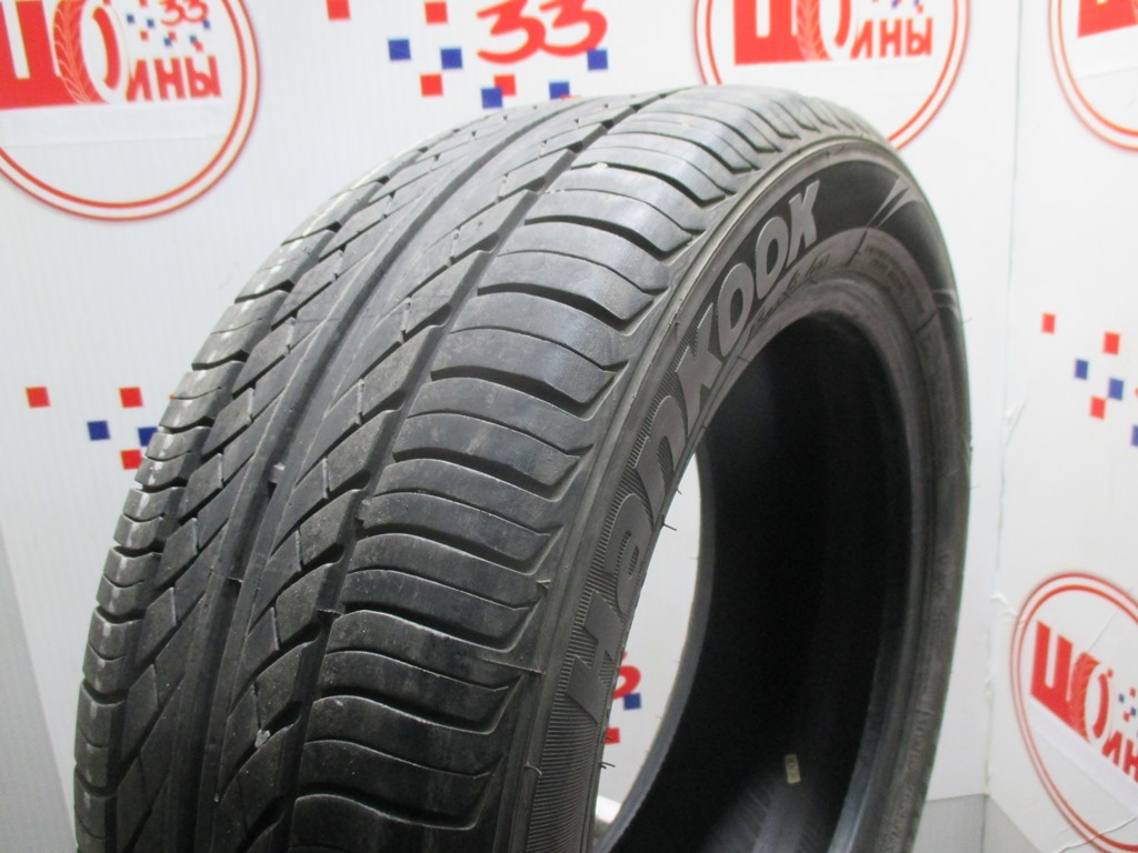 Б/У 195/55 R15 Лето HANKOOK Optimo K-406 Кат. 3