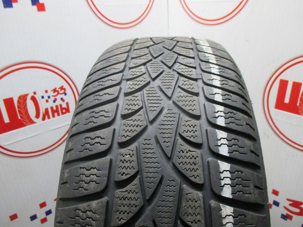 Б/У 205/55 R16 Зима DUNLOP SP Winter Sport 3-D Кат. 5