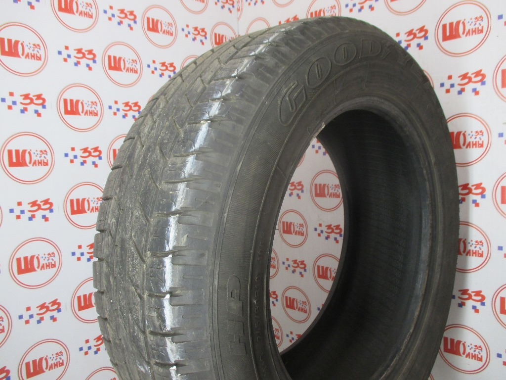 Б/У 245/60 R18 Лето GOODYEAR Wrangler HP All Weather Кат. 5