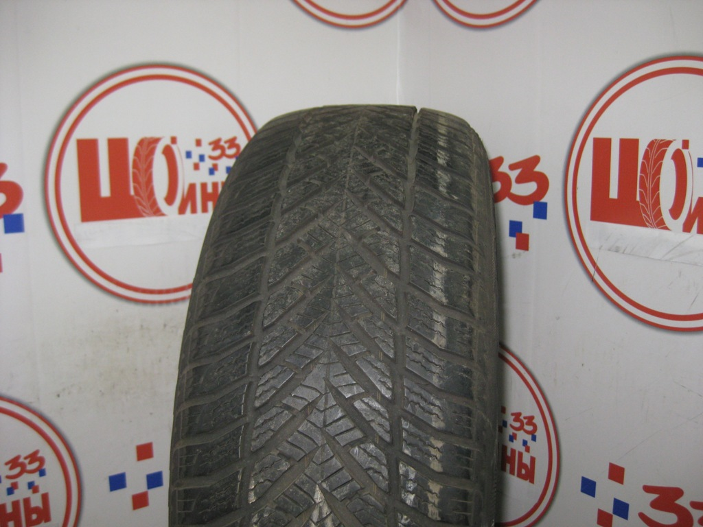 Б/У 195/55 R16 Зима GOODYEAR Eagle Ultra Grip GW-3 RSC Кат. 3