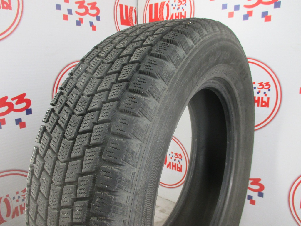 Б/У 235/65 R17 Зима HANKOOK Nordik IS RW-08 Кат. 3