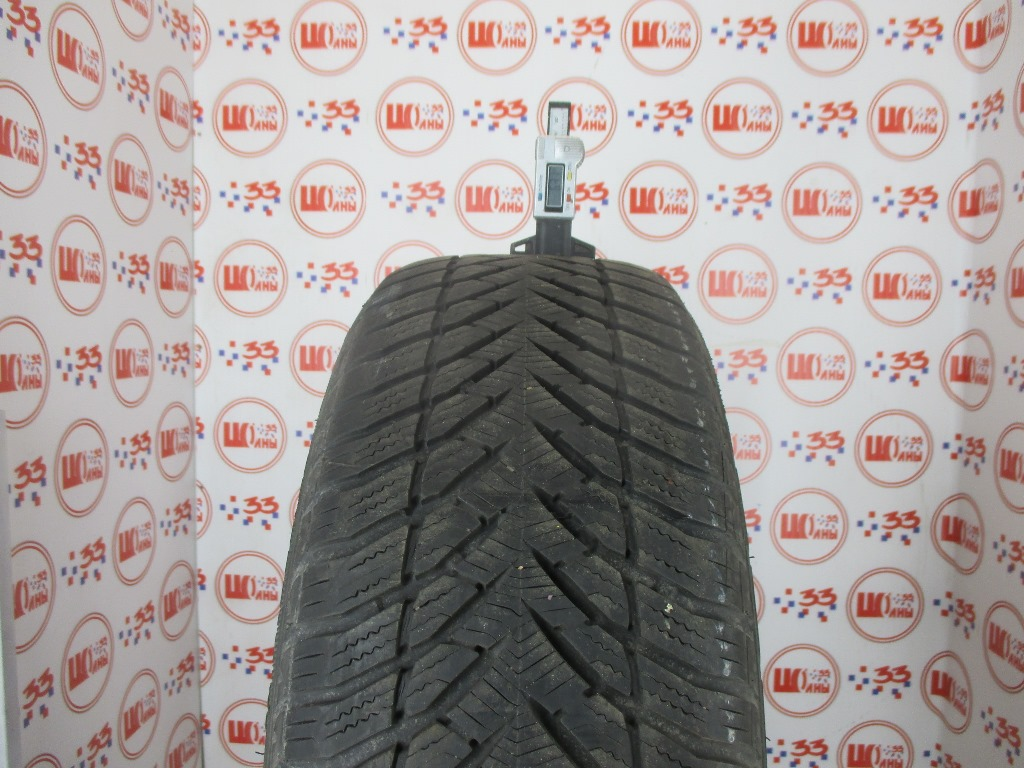 Б/У 205/55 R16 Зима GOODYEAR Eagle Ultra Grip GW-3 RSC Кат. 3