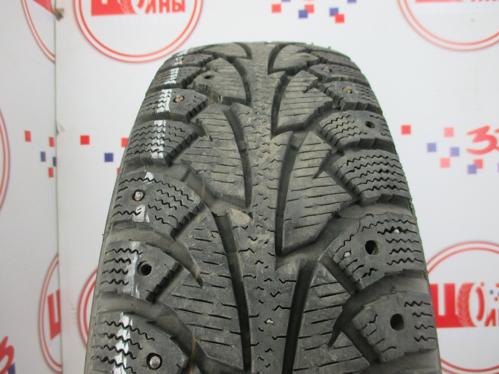 Б/У 175/70 R14 Зима Шипы  HANKOOK Winter I*Pike W-409 Кат. 4