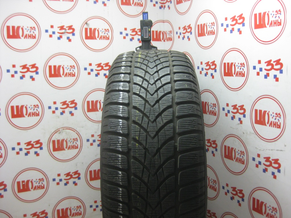 Б/У 205/55 R16 Зима DUNLOP SP Winter Sport 4-D Кат. 3