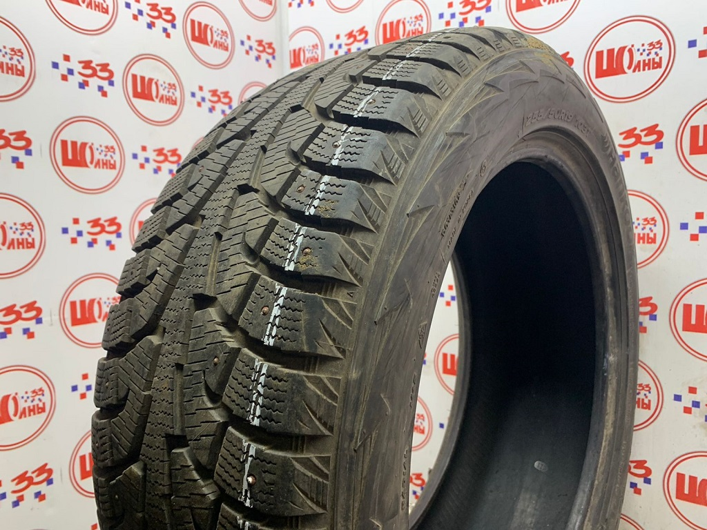Б/У 255/50 R19 Зима Шипы  HANKOOK Winter I*Pike RW-11 Кат. 2