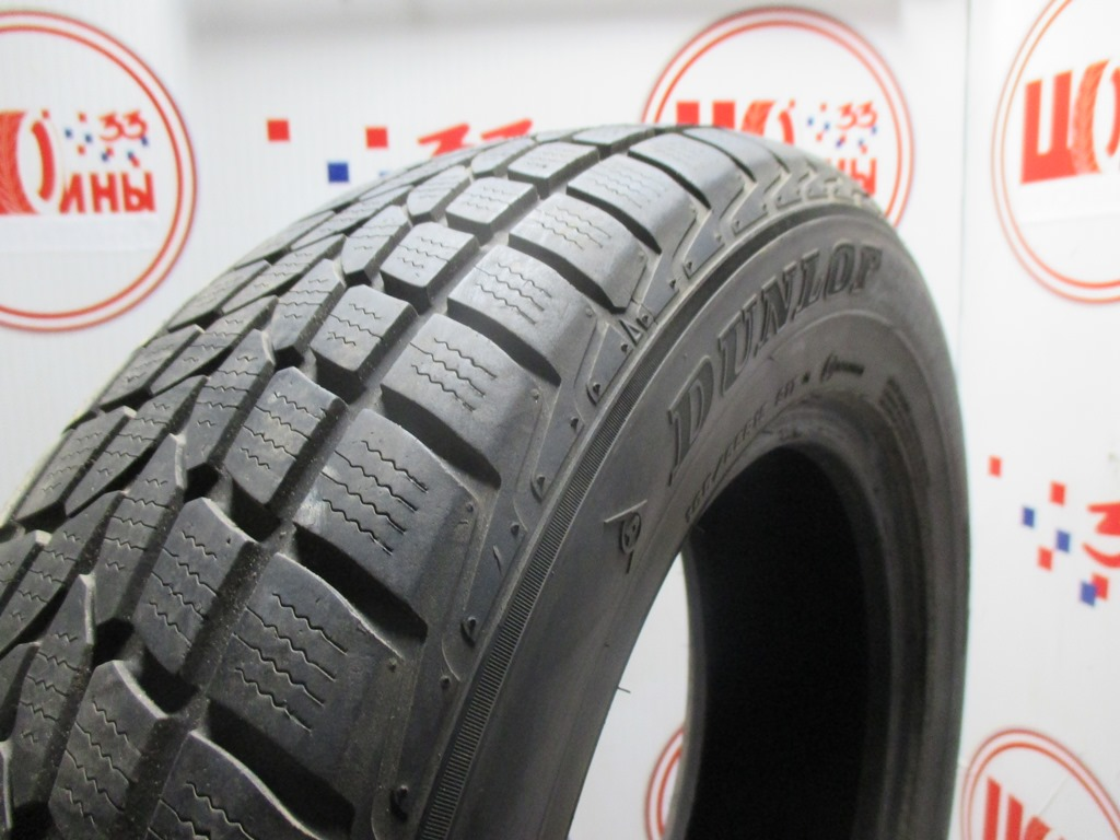 Б/У 195/65 R15 Зима DUNLOP SP Winter Sport 400 Кат. 4