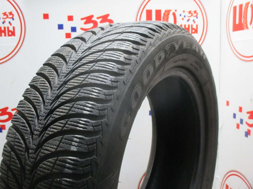 Б/У 205/60 R16 Зима GOODYEAR Ultra Grip Ice + Кат. 3
