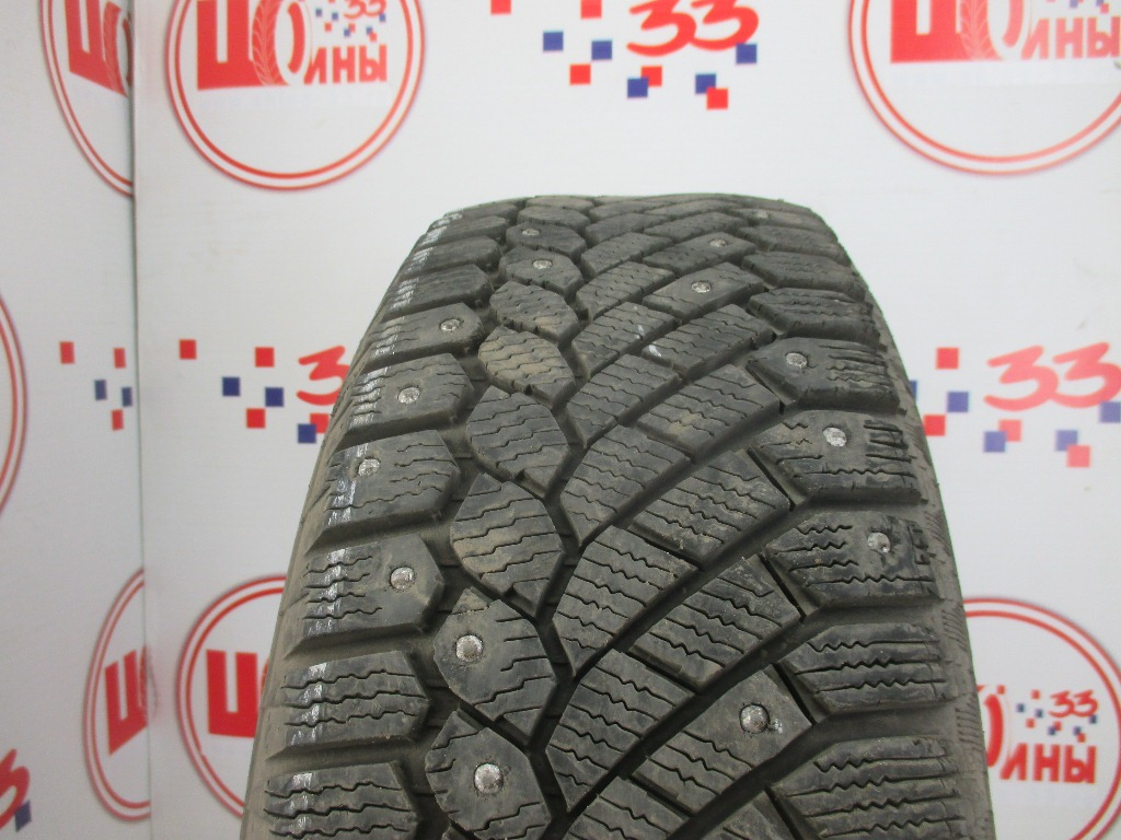 Б/У 205/55 R16 Зима Шипы  DUNLOP SP Winter Ice-01 Кат. 5