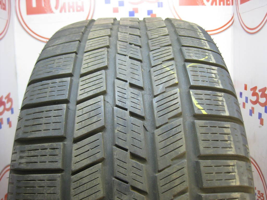 Б/У 265/45 R20 Зима PIRELLI Scorpion Ice & Snow Кат. 4