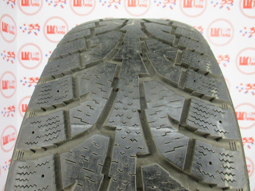 Б/У 245/60 R18 Зима HANKOOK Winter I*Pike RW-11 Кат. 5