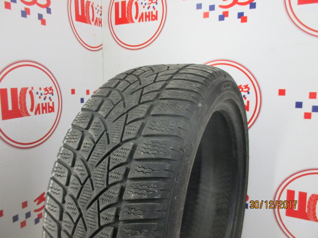 Б/У 235/45 R17 Зима DUNLOP SP Winter Sport 3-D Кат. 5