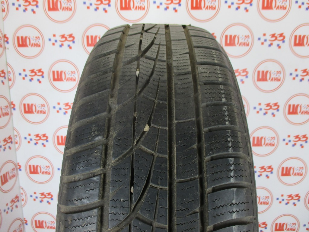 Б/У 215/60 R17 Зима HANKOOK Winter I*Cept W-310 Кат. 4