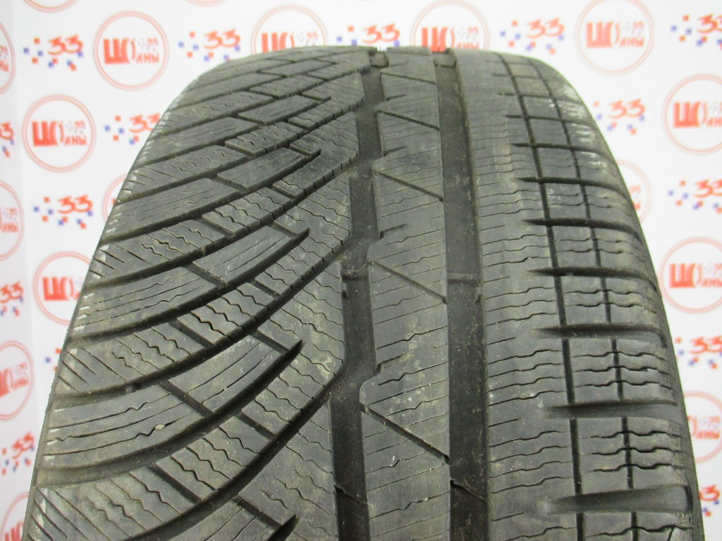 Б/У 235/50 R18 Зима MICHELIN Pilot Alpin PA-4 Кат. 4