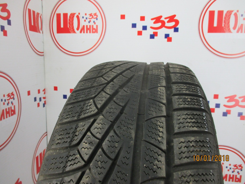 Б/У 235/50 R18 Зима PIRELLI Sottozero Winter-240 Кат. 5