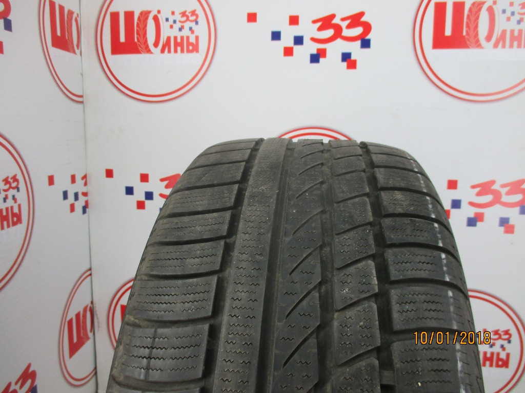Б/У 235/40 R18 Зима HANKOOK Ice Bear W-300 Кат. 5