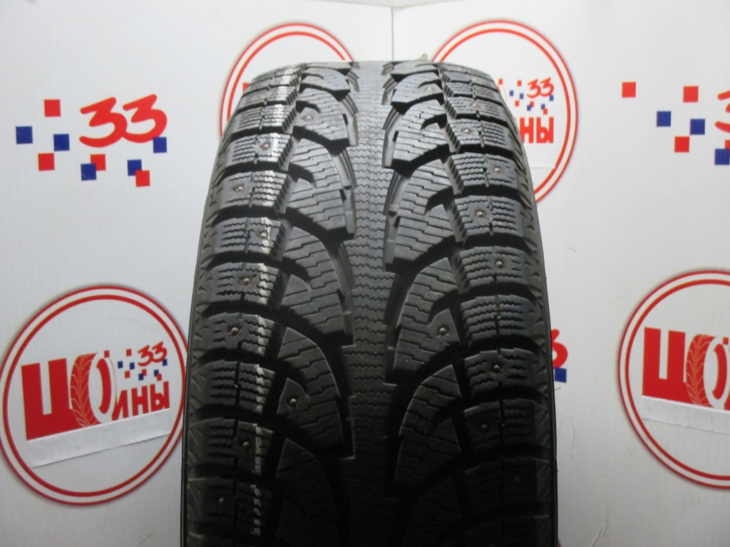 Б/У 255/65 R18 Зима Шипы  HANKOOK Winter I*Pike RW-11 Кат. 2