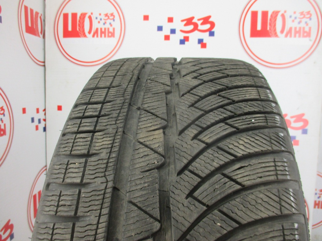 Б/У 265/35 R20 Зима MICHELIN Pilot Alpin PA-4 Кат. 4