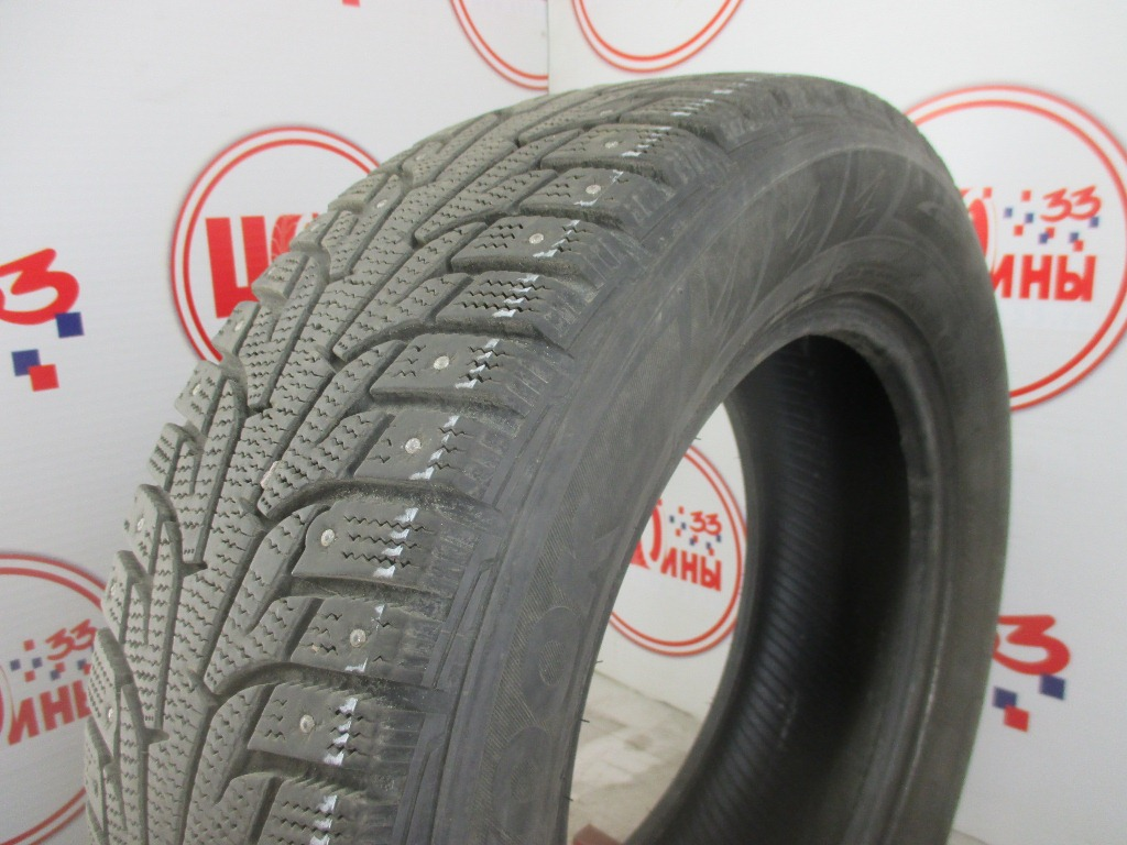 Б/У 195/65 R15 Зима Шипы  HANKOOK Winter I*Pike RS W-419 Кат. 4