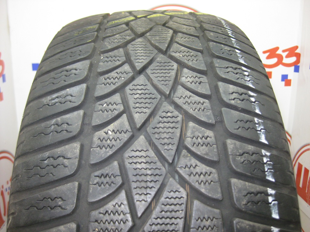 Б/У 235/40 R18 Зима DUNLOP SP Winter Sport 3-D Кат. 4
