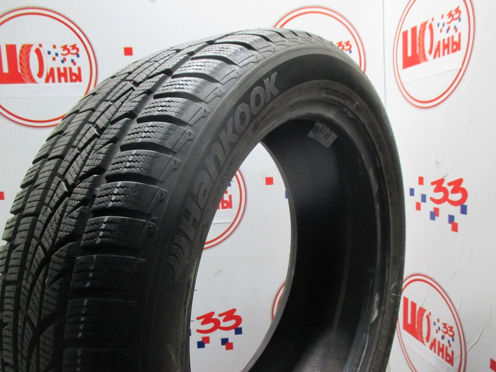 Б/У 235/50 R18 Зима HANKOOK Winter I*Cept W-310 Кат. 2