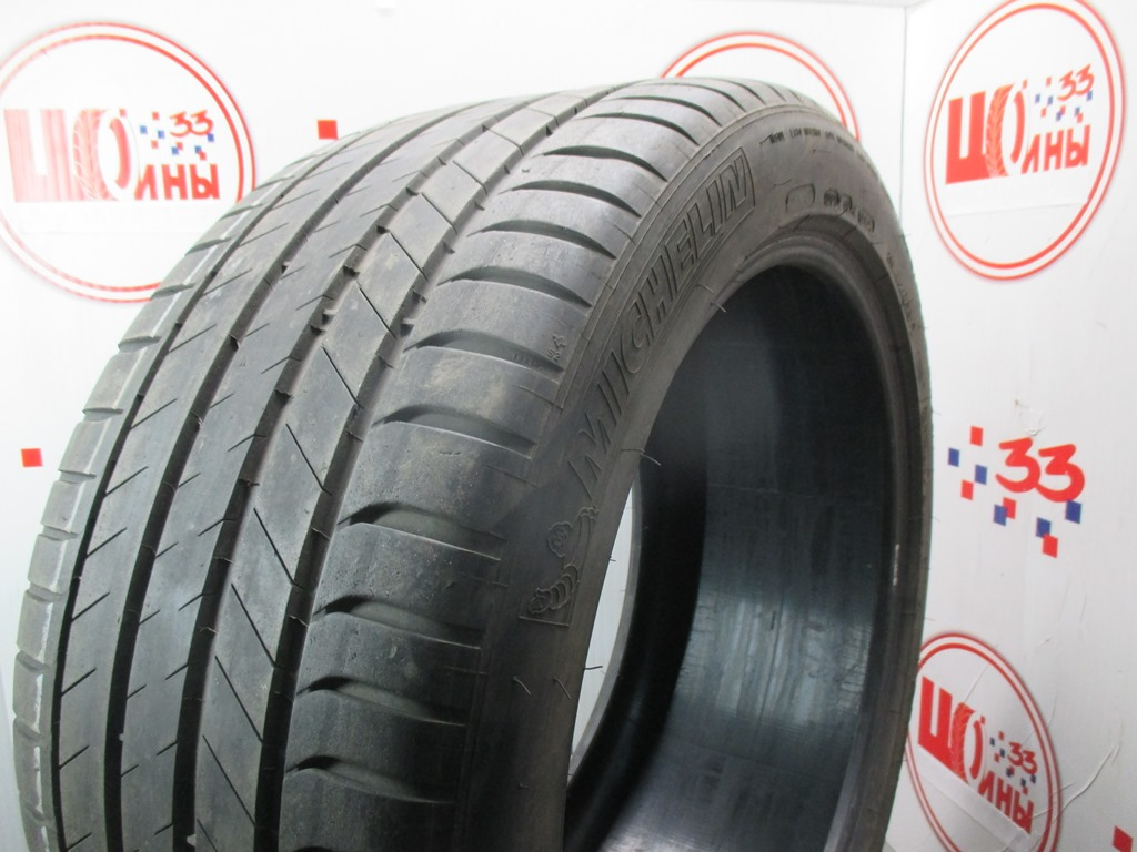 Б/У 295/40 R20 Лето MICHELIN Latitude Sport-3 Кат. 4