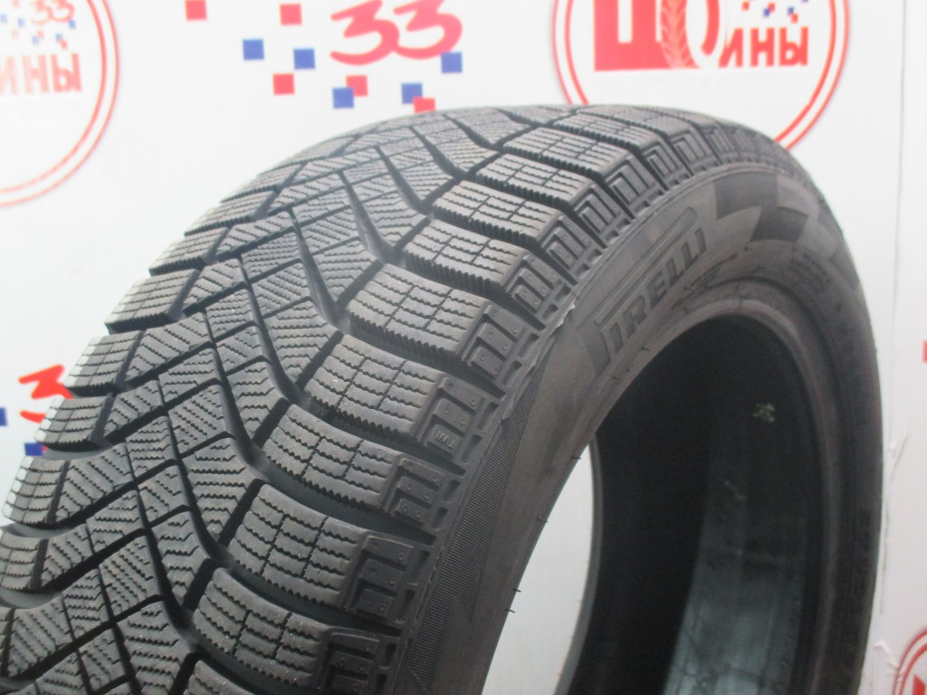 Б/У 225/50 R17 Зима PIRELLI Ice Zero Friction (FR) Кат. 1
