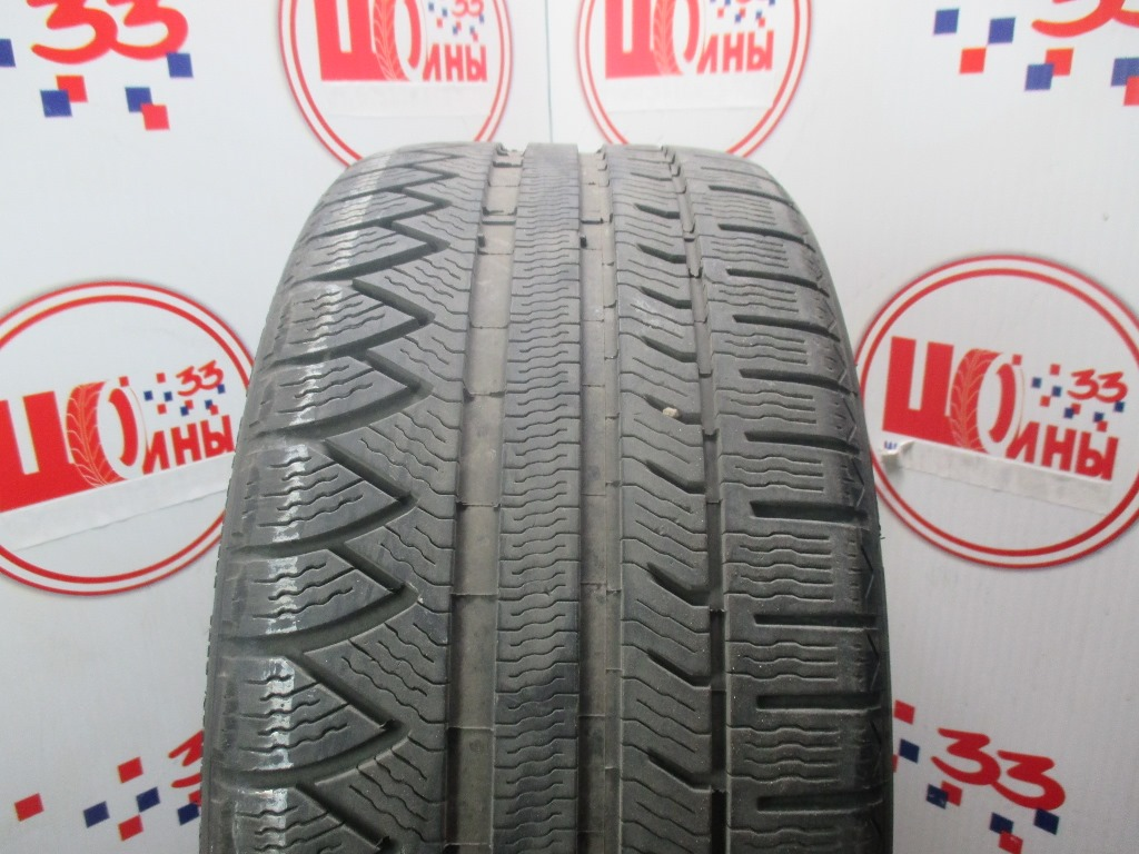 Б/У 245/40 R18 Зима MICHELIN Pilot Alpin PA-3 Кат. 4