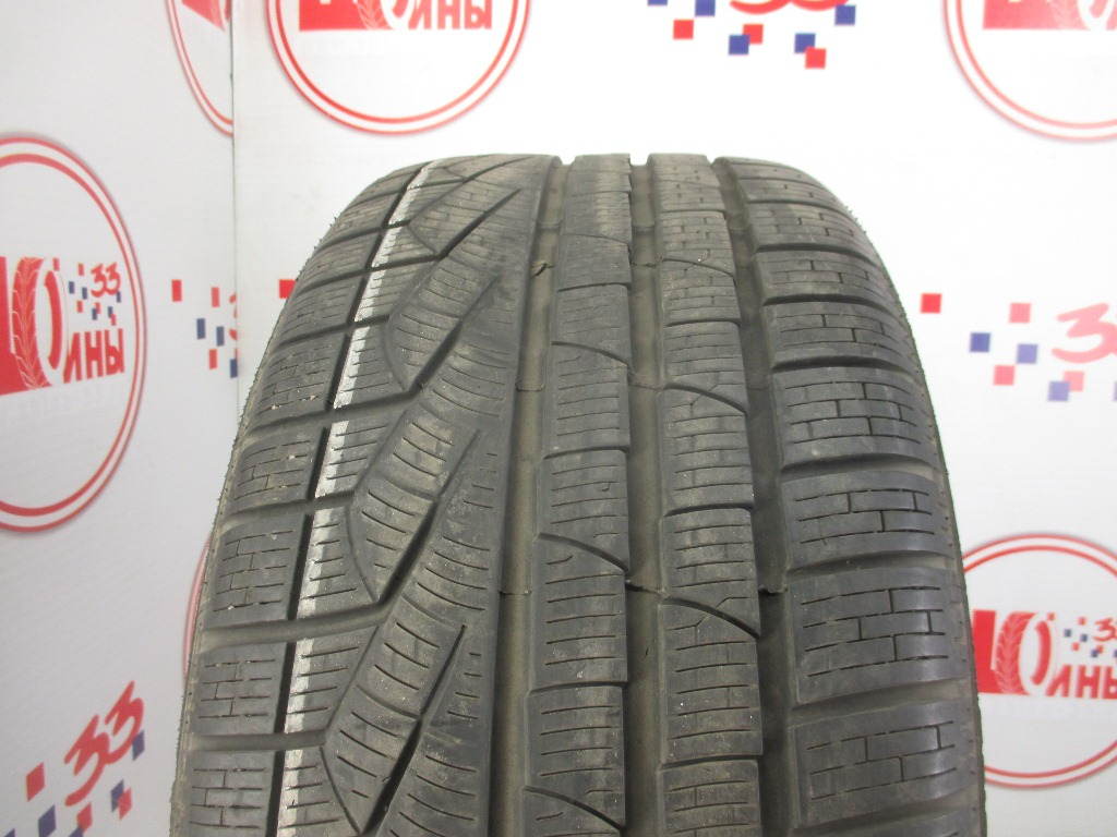 Б/У 255/35 R18 Зима PIRELLI Sottozero Winter-240 Кат. 3