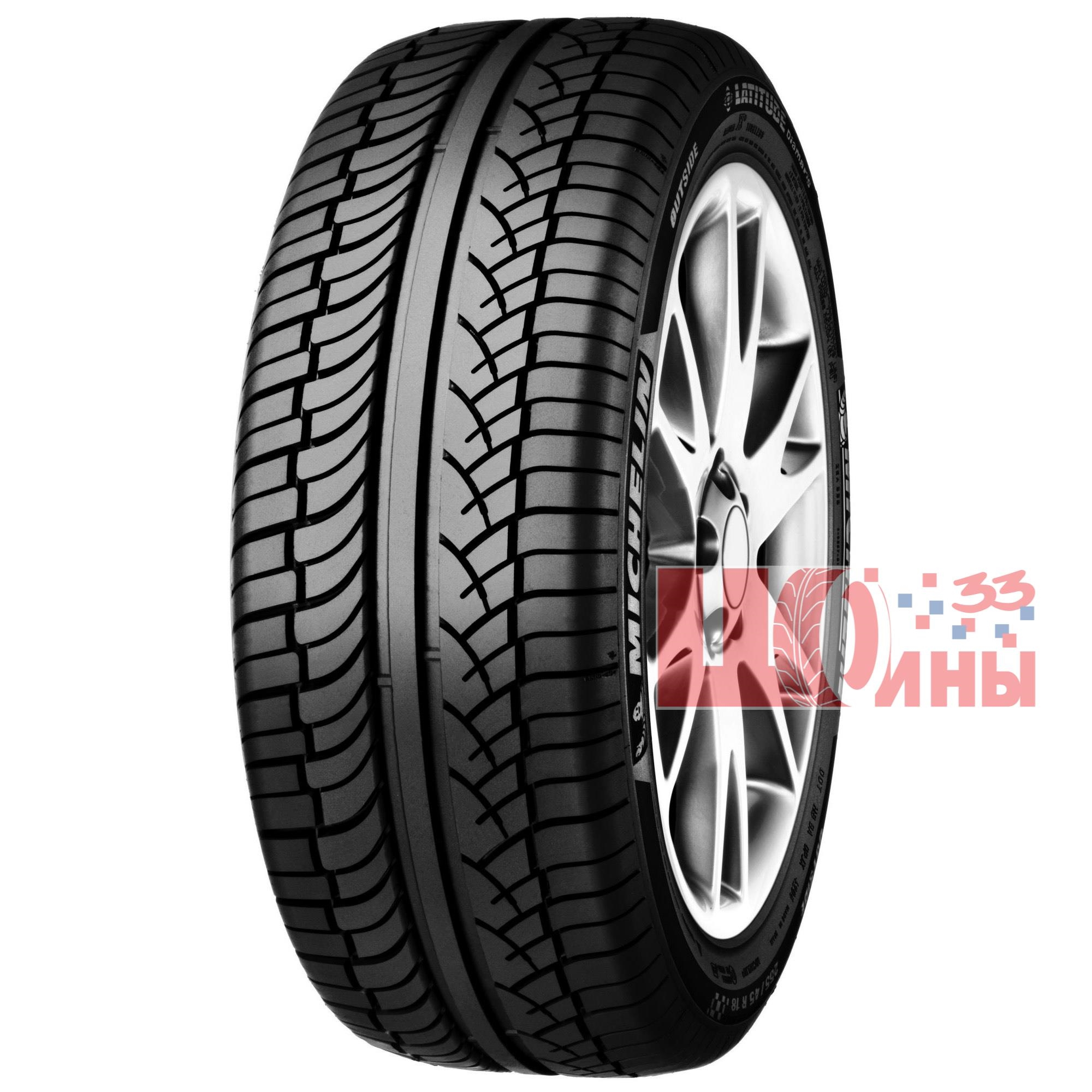 Б/У 235/65 R17 Лето MICHELIN Latitude Diamaris Кат. 3