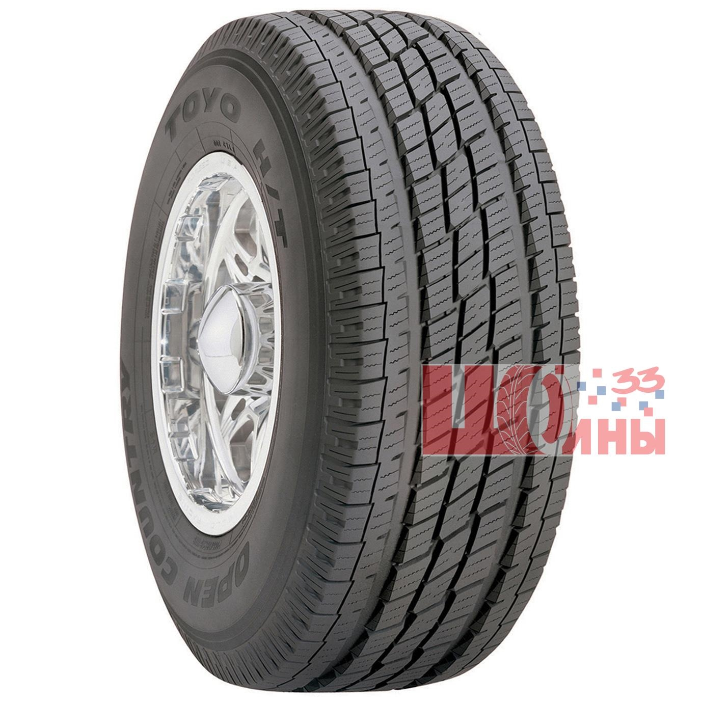 Б/У 215/55 R18 Лето TOYO Open Country H/T Кат. 5