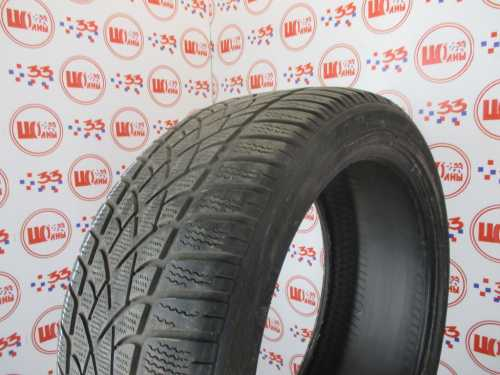 Шина 265/40/R20 DUNLOP SP Winter Sport 3-D износ более 50%