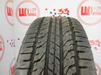 Шина 245/70/R16 BFGoodrich Long Trail  T/A износ не более 10%