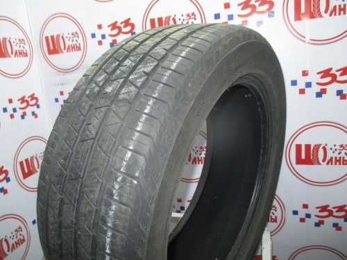 Шина 235/50/R18 CONTINENTAL C.Cross Contact LX Sport износ не более 25%