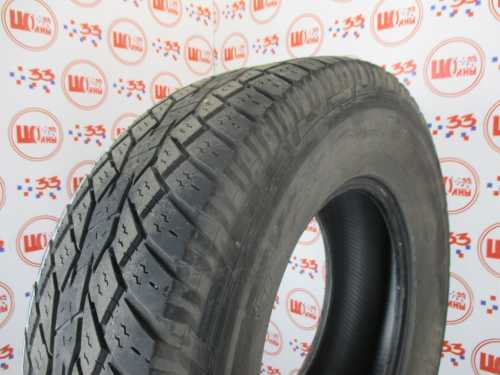 Шина 265/70/R16 TOYO Open Country A/T износ более 50%
