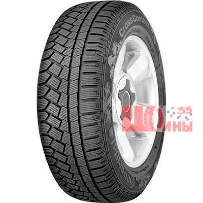Шина 235/60/R18 CONTINENTAL C.Cross Contact Viking износ более 50%