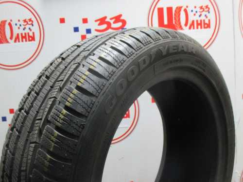 Шина 205/55/R16 GOODYEAR Ultra Grip Performance износ не более 25%