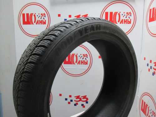 Шина 205/45/R17 GOODYEAR Ultra Grip-8 Perfomance износ не более 25%