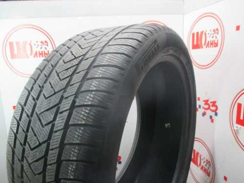Шина 295/40/R21 PIRELLI Scorpion Winter износ более 50%