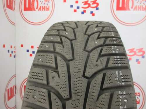 Шина 215/60/R16 HANKOOK Winter I*Pike RS W-419 износ не более 40%