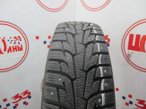 Шина 155/70/R13 HANKOOK Winter I*Pike RS W-419 износ не более 10%
