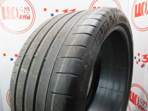 Шина 275/35/R20 MICHELIN Pilot Super Sport износ более 50%