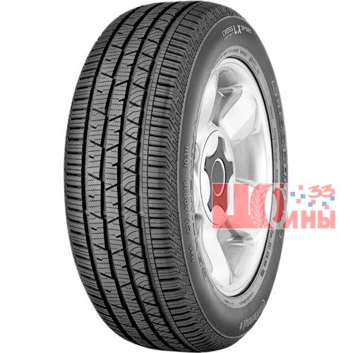 Шина 275/45/R21 CONTINENTAL C.Cross Contact LX износ не более 40%