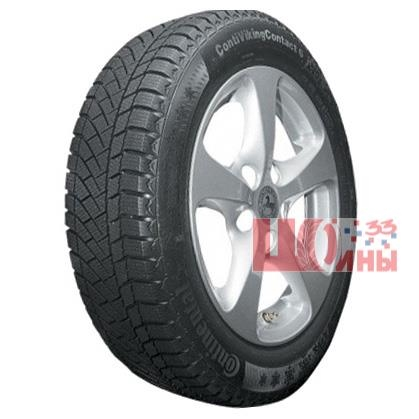 Шина 235/55/R17 CONTINENTAL C.Viking Contact-6 износ не более 1%