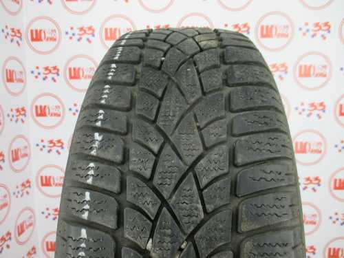 Шина 195/55/R16 DUNLOP SP Winter Sport 3-D RSC износ более 50%